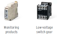 Monitoring Products Low Voltage Switch Gear